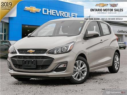 2019 Chevrolet Spark 1LT CVT (Stk: 9757834) in Oshawa - Image 1 of 19