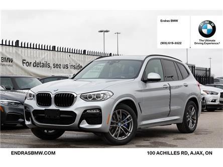 2019 BMW X3 xDrive30i (Stk: 35476) in Ajax - Image 1 of 21