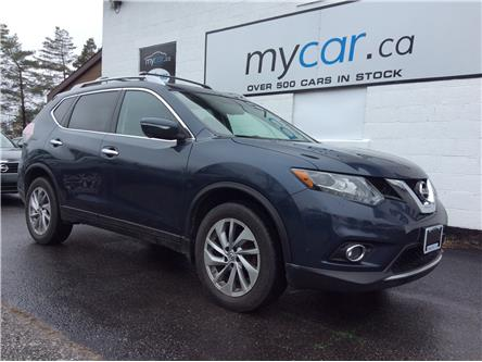 2015 Nissan Rogue SL (Stk: 181770) in Kingston - Image 1 of 19