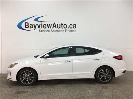 2019 Hyundai Elantra Luxury (Stk: 34903ER) in Belleville - Image 1 of 15