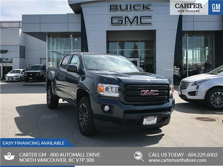 2019 GMC Canyon SLE (Stk: 9CN24060) in North Vancouver - Image 1 of 13