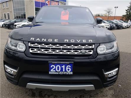 2016 Land Rover Range Rover Sport V6 SE (Stk: OP9001) in Mississauga - Image 2 of 29