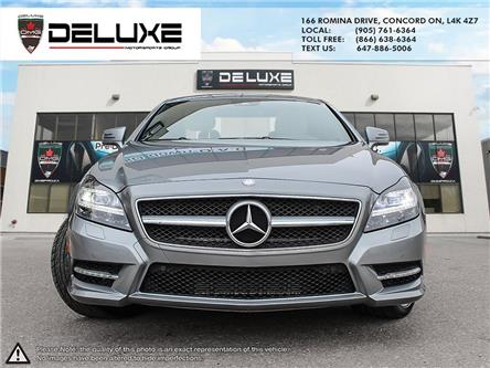 2012 Mercedes-Benz CLS-Class Base (Stk: D0569) in Concord - Image 2 of 25