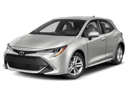 2019 Toyota Corolla Hatchback SE Upgrade Package (Stk: 19298) in Brandon - Image 1 of 9
