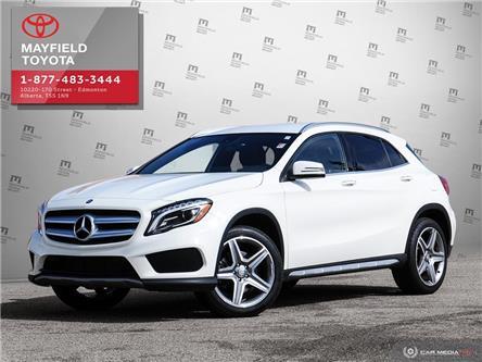 2017 Mercedes-Benz GLA 250 Base (Stk: 1901222A) in Edmonton - Image 1 of 28