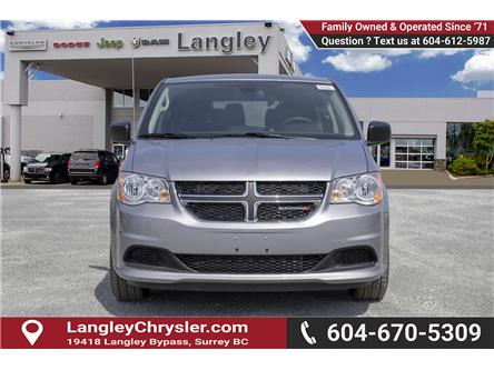2019 Dodge Grand Caravan CVP/SXT (Stk: K612800) in Surrey - Image 2 of 21
