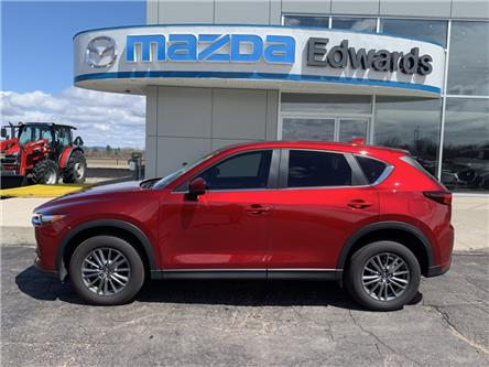 2017 Mazda CX-5 GS (Stk: 21615) in Pembroke - Image 1 of 12