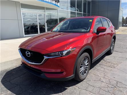 2017 Mazda CX-5 GS (Stk: 21615) in Pembroke - Image 2 of 12