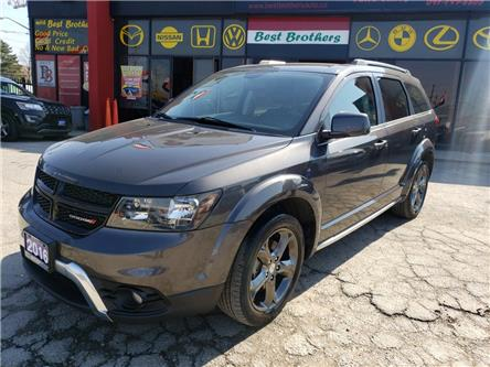 2016 Dodge Journey Crossroad (Stk: 101091) in Toronto - Image 1 of 14