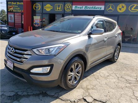 2016 Hyundai Santa Fe Sport 2.4 Premium (Stk: 337386) in Toronto - Image 1 of 14