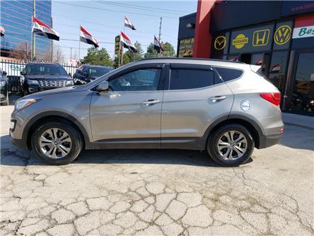 2016 Hyundai Santa Fe Sport 2.4 Premium (Stk: 337386) in Toronto - Image 2 of 14