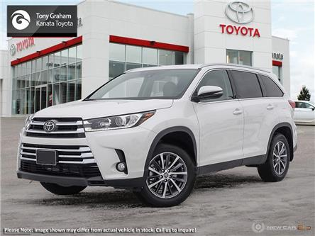 2019 Toyota Highlander XLE AWD SE Package (Stk: 89319) in Ottawa - Image 1 of 24