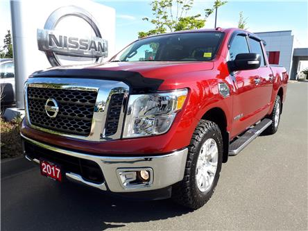 2017 Nissan Titan SV (Stk: 9M3346A) in Courtenay - Image 1 of 9