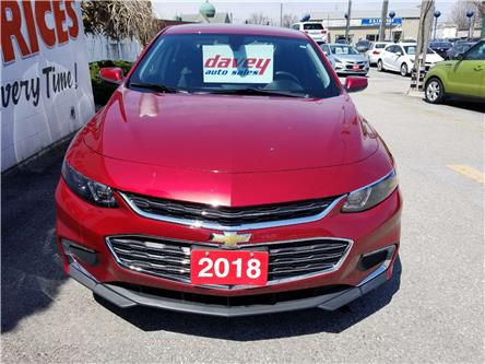 2018 Chevrolet Malibu LT (Stk: 19-313) in Oshawa - Image 2 of 14
