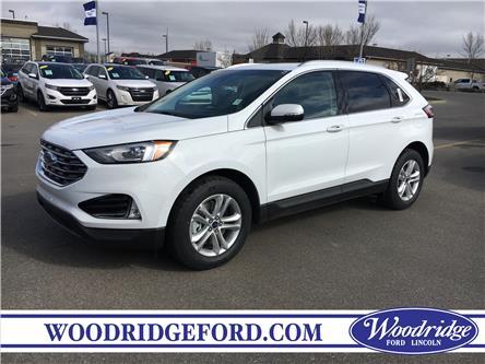 2019 Ford Edge SEL (Stk: K-1004) in Calgary - Image 1 of 5