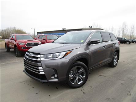2019 Toyota Highlander Limited (Stk: 199039) in Moose Jaw - Image 1 of 42