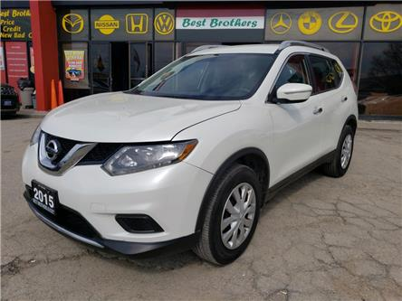 2015 Nissan Rogue S (Stk: 869394) in Toronto - Image 1 of 14