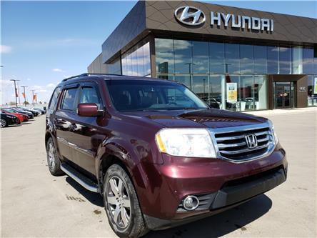 2012 Honda Pilot Touring (Stk: H2349A) in Saskatoon - Image 1 of 18