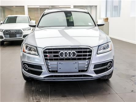 2016 Audi SQ5 3.0T Progressiv (Stk: P3172) in Toronto - Image 2 of 27