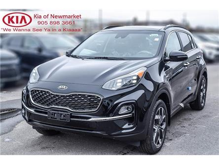 2020 Kia Sportage EX Tech (Stk: 200018) in Newmarket - Image 1 of 22
