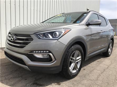 2017 Hyundai Santa Fe Sport 2.4 SE (Stk: U3550) in Charlottetown - Image 1 of 28