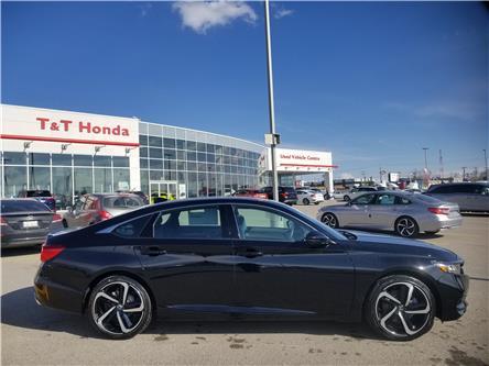 2019 Honda Accord Touring 1.5T (Stk: 2190852) in Calgary - Image 2 of 10