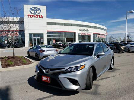 2018 Toyota Camry SE (Stk: P1790) in Whitchurch-Stouffville - Image 1 of 15