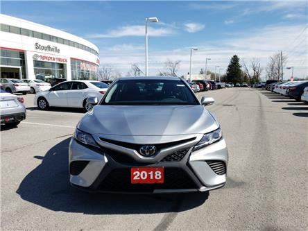 2018 Toyota Camry SE (Stk: P1790) in Whitchurch-Stouffville - Image 2 of 15