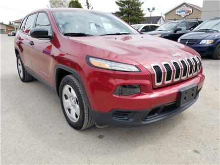 2014 Jeep Cherokee Sport (Stk: ) in Kemptville - Image 1 of 18