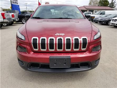 2014 Jeep Cherokee Sport (Stk: ) in Kemptville - Image 2 of 18