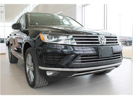 2015 Volkswagen Touareg 3.0 TDI Highline (Stk: V7442) in Saskatoon - Image 1 of 22