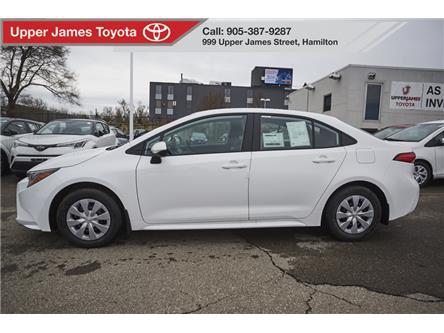 2020 Toyota Corolla L (Stk: 200020) in Hamilton - Image 2 of 16