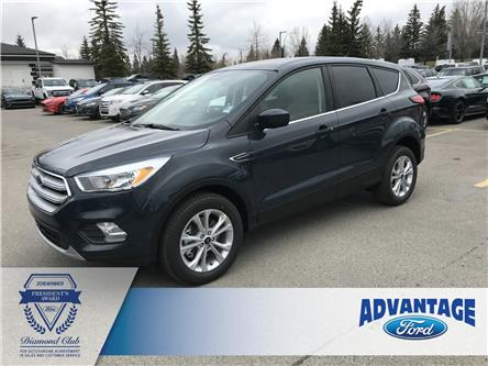 2019 Ford Escape SE (Stk: K-1323) in Calgary - Image 1 of 5
