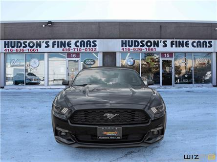 2016 Ford Mustang EcoBoost Premium (Stk: 48954) in Toronto - Image 2 of 29