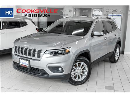 2019 Jeep Cherokee North (Stk: KD100702) in Mississauga - Image 1 of 22