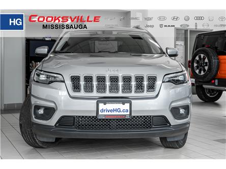 2019 Jeep Cherokee North (Stk: KD100702) in Mississauga - Image 2 of 22