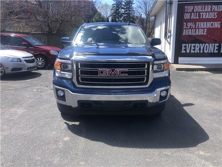 2015 GMC Sierra 1500 SLE (Stk: ) in Dartmouth - Image 1 of 12