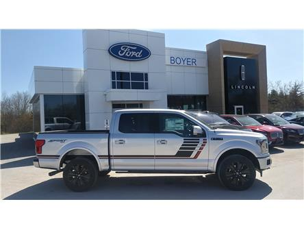 2019 Ford F-150 Lariat (Stk: F1251) in Bobcaygeon - Image 1 of 26