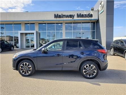 2016 Mazda CX-5 GT (Stk: P1565) in Saskatoon - Image 1 of 27
