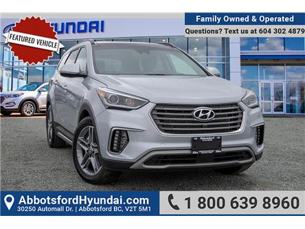 2019 Hyundai Santa Fe XL Ultimate (Stk: AH8801) in Abbotsford - Image 1 of 30