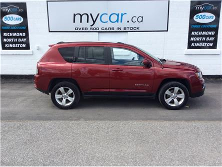 2017 Jeep Compass Sport/North (Stk: 190557) in North Bay - Image 2 of 19