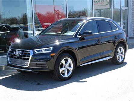 2019 Audi Q5 45 Progressiv (Stk: 190172) in Regina - Image 1 of 24