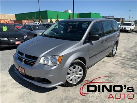 2015 Dodge Grand Caravan SE/SXT (Stk: 605170) in Orleans - Image 1 of 27