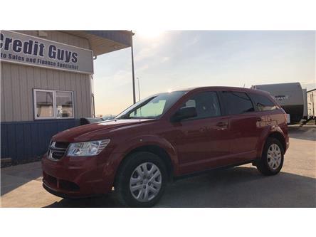 2017 Dodge Journey CVP/SE (Stk: I7376) in Winnipeg - Image 1 of 21