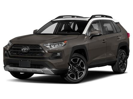 2019 Toyota RAV4 Trail (Stk: 19304) in Brandon - Image 1 of 9