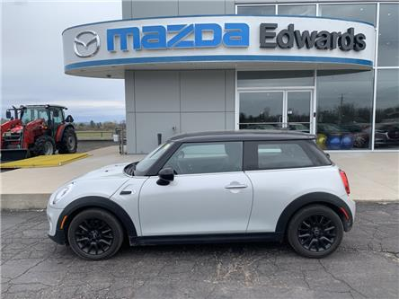 2016 MINI 3 Door Cooper (Stk: 21787) in Pembroke - Image 1 of 10