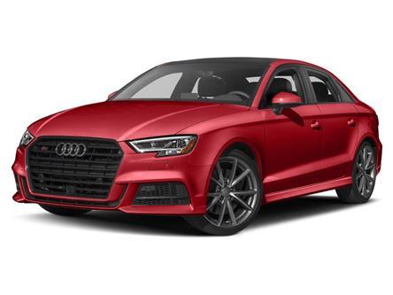 2019 Audi S3 2.0T Technik (Stk: 52651) in Ottawa - Image 1 of 9