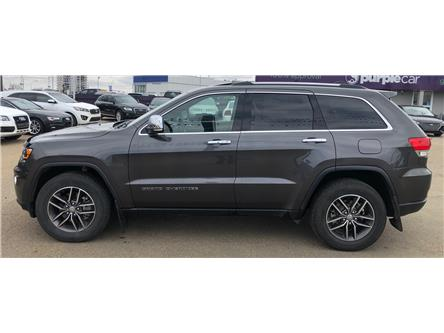 2018 Jeep Grand Cherokee 2BH Limited (Stk: P0963) in Edmonton - Image 1 of 16