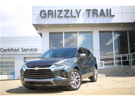2019 Chevrolet Blazer Premier (Stk: 57508) in Barrhead - Image 1 of 30