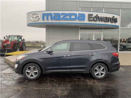 2016 Hyundai Santa Fe XL Luxury (Stk: 21766) in Pembroke - Image 1 of 11
